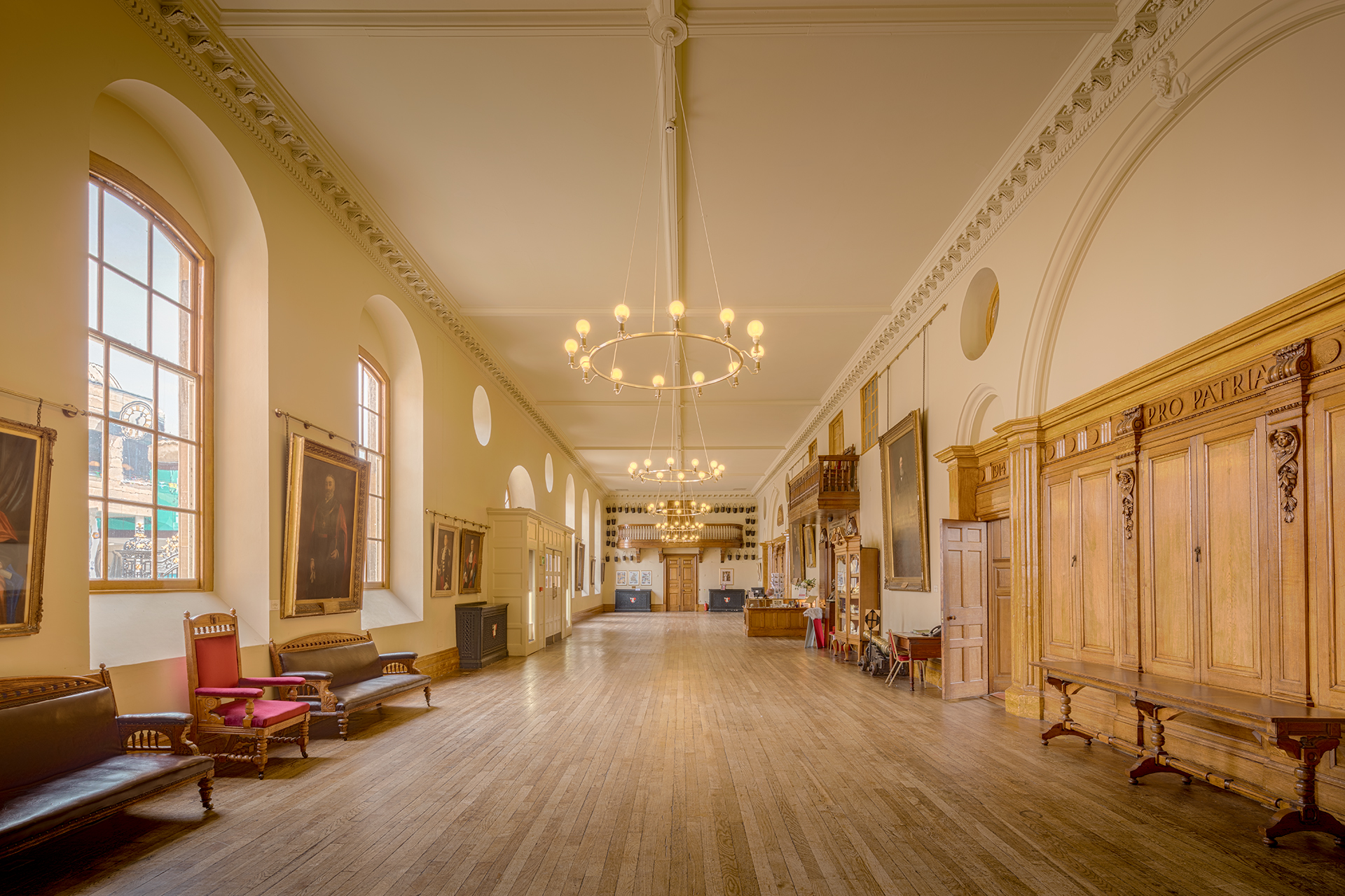 Guildhall Lower Hall